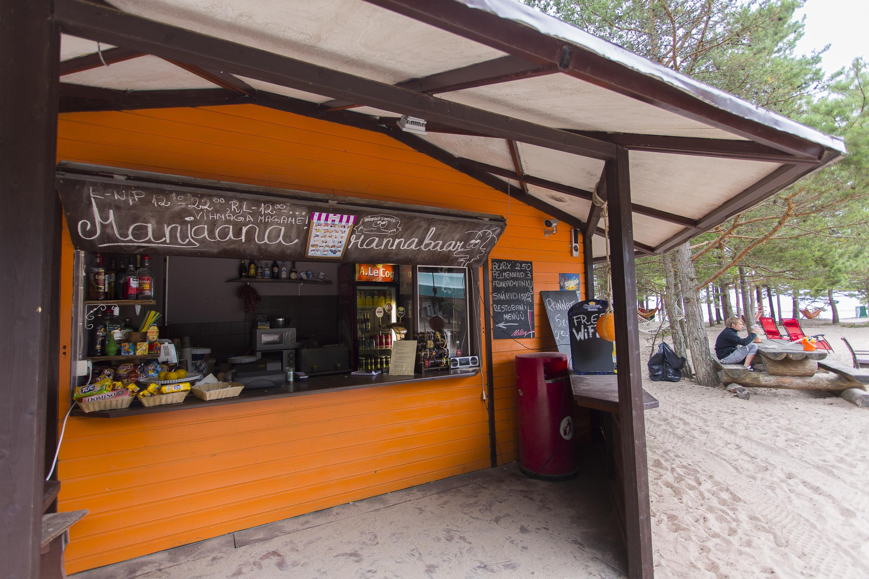 Die Strandbar Manjaana